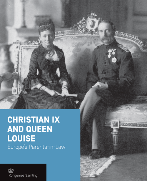 Christian IX and Queen Louise